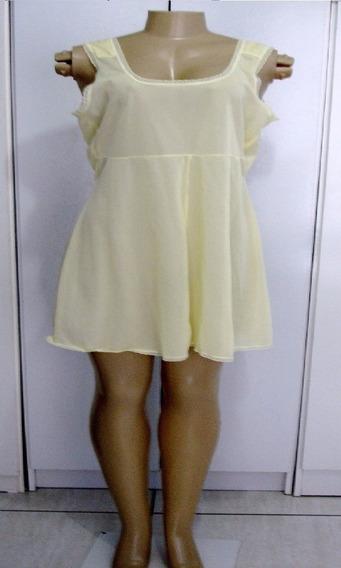 Camisola Feminina Tamanho. G C/ Strech S3
