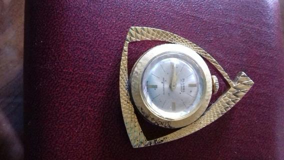 Reloj Bolsillo Plubel 17 Joyas Vintage Antiguo Envio Gratis