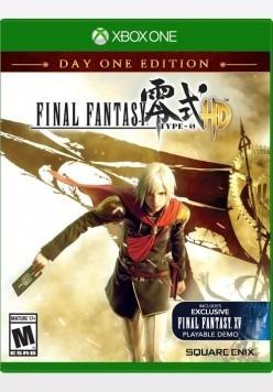 Final Fantasy Type-0 Hd - Xbox One - Lacrado