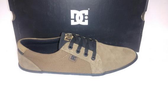 Tênis Dc - Countil Sd (dark Brown)