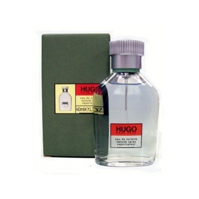 Perfume Hugo Boss Verde Masculino 100 Ml Original