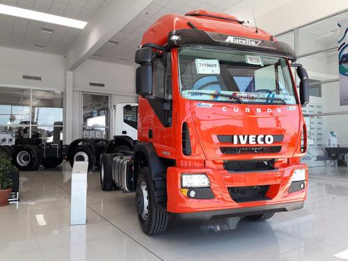 Imagen 1 de 14 de Iveco Cursor 330 Cv  0 Km Tractor O Chasis