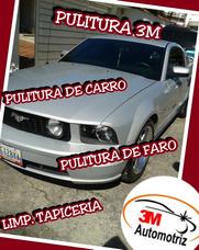 Servicio De Pulitura 3m Carro Domicilio