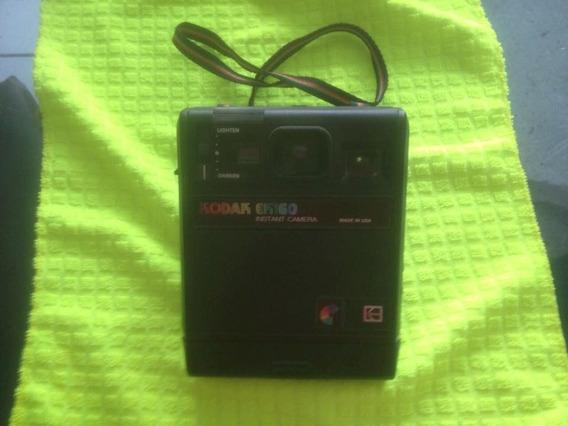 Camara Instantanea Retro O Vintage Kodak Ek160