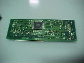 Placa Cpu Fax Toshiba 3300 - Bnog001c A35