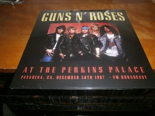 Guns N Roses Perkins Palace Pasadena 1987 2lp Fm Broadcast