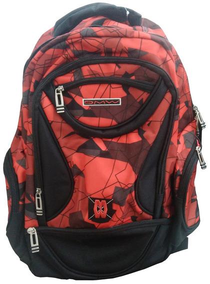 Mochila Escolar Dermiwil Vermelha 48675 - Shop Tendtudo