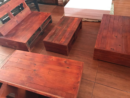 Muebles De Palets Pallets Rústicos