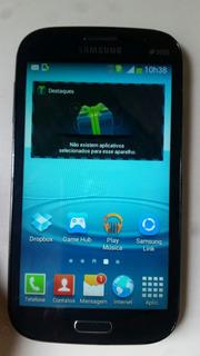 R Celular Samsung I9082 5 8mp 8gb 100% Botoes Falham