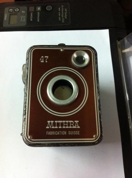 Camera Fotografica Suíça Mithra 47 Com Case