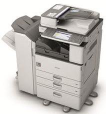 Alquileres Y Servicio Técnico De Fotocopiadoras Color Ricoh