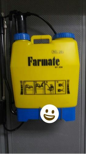 Imagen 1 de 1 de Fumigadora Manual O Bomba De Fumigar 20litros Marca Farmate