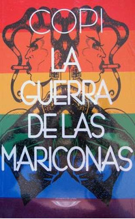 La Guerra De Las Mariconas, Copi, Ed. Cuenco De Plata