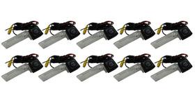 Lote 10 Unidades Câmera De Ré Específica Jetta 2009 A 2011