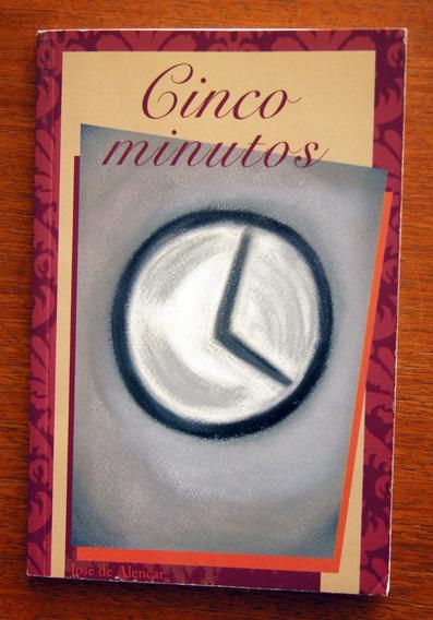 Livro Cinco Minutos - José De Alencar