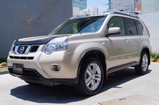 Nissan X-trail,advance (cvt) Tela Año:2014