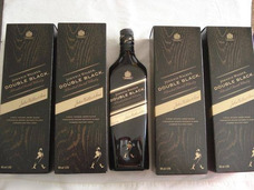 Whisky Johnny Walker Double Black Etiqueta Azul 100%original