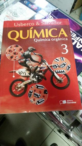 Livro Química Orgânica Usberco&salvador