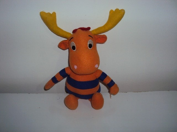 Boneco De Pelúcia Personagem Tyrone Do Backyardigans