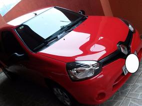 Clio Flex 2013 Com Ar Condicionado Baixa Km! Confira!