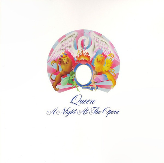 Lp Queen A Night At The Opera 180gr Remaster Imp Lacrado