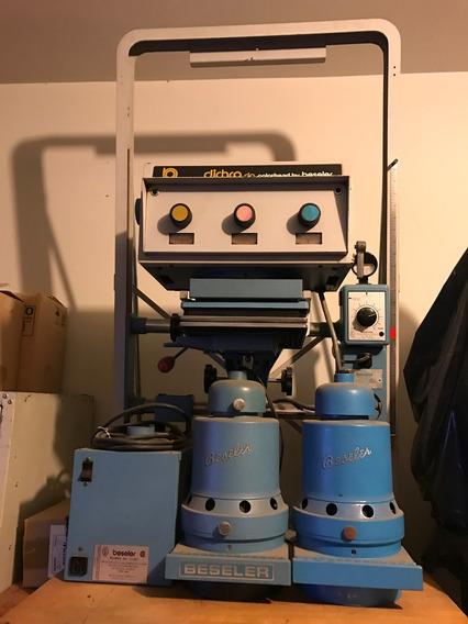 Ampliador Beseler 4 X 5 / 1 Cabeça Colorida E 1 P&b