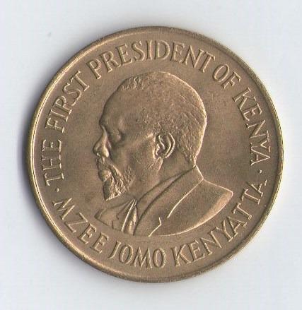 Kenya - 10 Cent 1978-km11