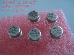 Transistor Rf Sd1444 Ate 470 Mhz 2 Watts, Fm Tv,amplificador