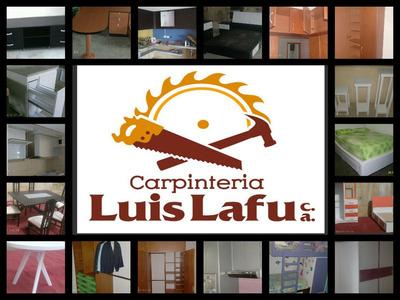 Carpinteria Para Su Hogar, Local Comercial, Industria Y Ofic