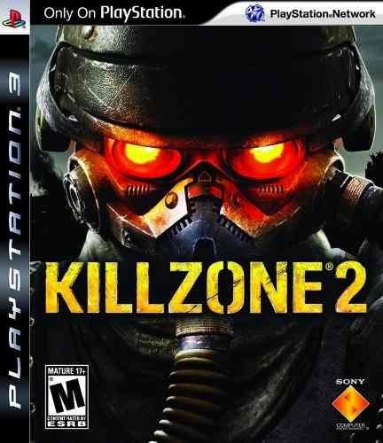 Killzone 2 Ps3 - Mídia Física   Com Nf E Garantia Playgorila
