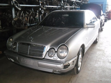 Sucata Mercedes E430 98 V8 Pra Tirar Peças Motor Cambio Capo
