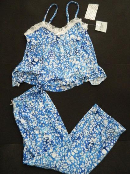 Kathryn Pijama Suave Algodon Small Envio Gratis