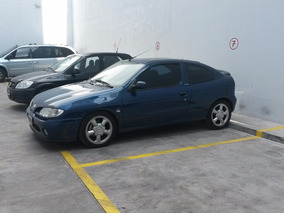 Coupe Renault Megane 150 Hp, Año 1999.