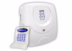 Central De Alarme Monitorável Active 8 Ultra Teclado Lcd Jfl