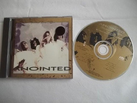 *cd - Anointed - Rock Pop Internacional