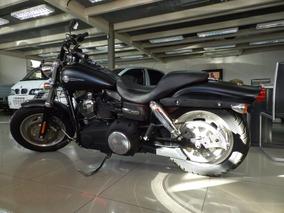 Harley Davidson Dina Fat Bob | Año 2009