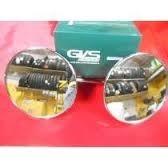 Espelhos Retrovisor Intruder 125 ( Ferro Cromado )