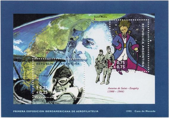 Argentina 1995 Gj 2705/06 Hb 108** Me B74 Mint Principito A