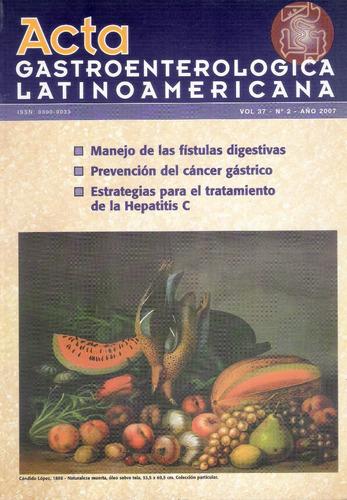 Gastroenterologia - Acta Gastroenterologica Latinoamericana