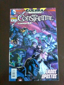 Constantine #4 (novos 52) - Nova