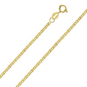 Corrente Piastrine 45cm Ouro 18k Garantia Eterna