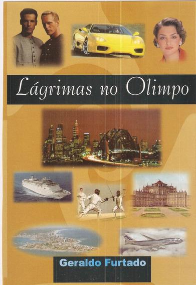 Livro - Romance / Lágrimas No Olimpo