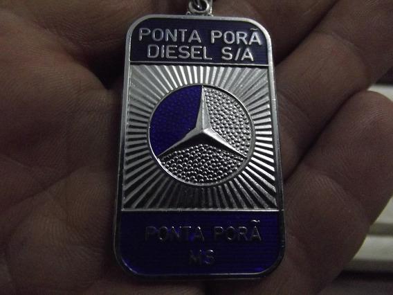 Chaveiro Original Mercedes-benz Ponta Porã Ms