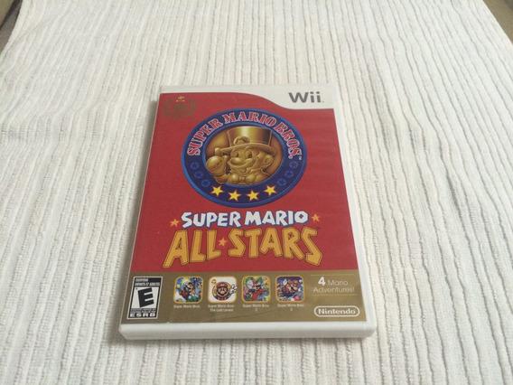 Super Mario All Stars - Super Mario Bros. Com 4 Jogos