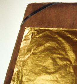 50 Folhas De Ouro Para Trabalhos De Arte