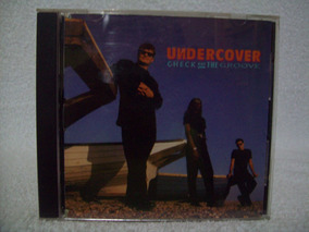 Cd Original Undercover- Check Out The Groove