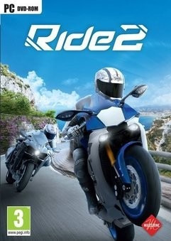Ride 2 Em Portugues ( Midia Digital ) Pc - Dvd