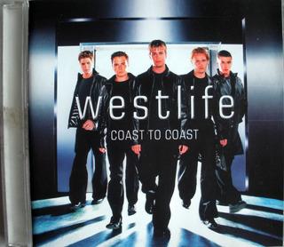 Westlife - Coast To Coast - Cd Import Uk - 16 Temas