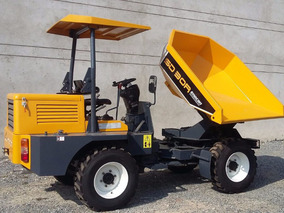 Mini Dumper, Dumper, Transporte De Material, Minidumper