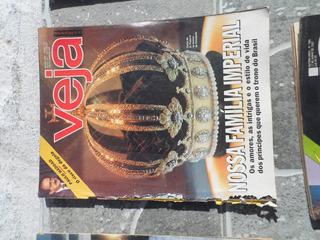 Revista Veja - Nossa Família Imperial